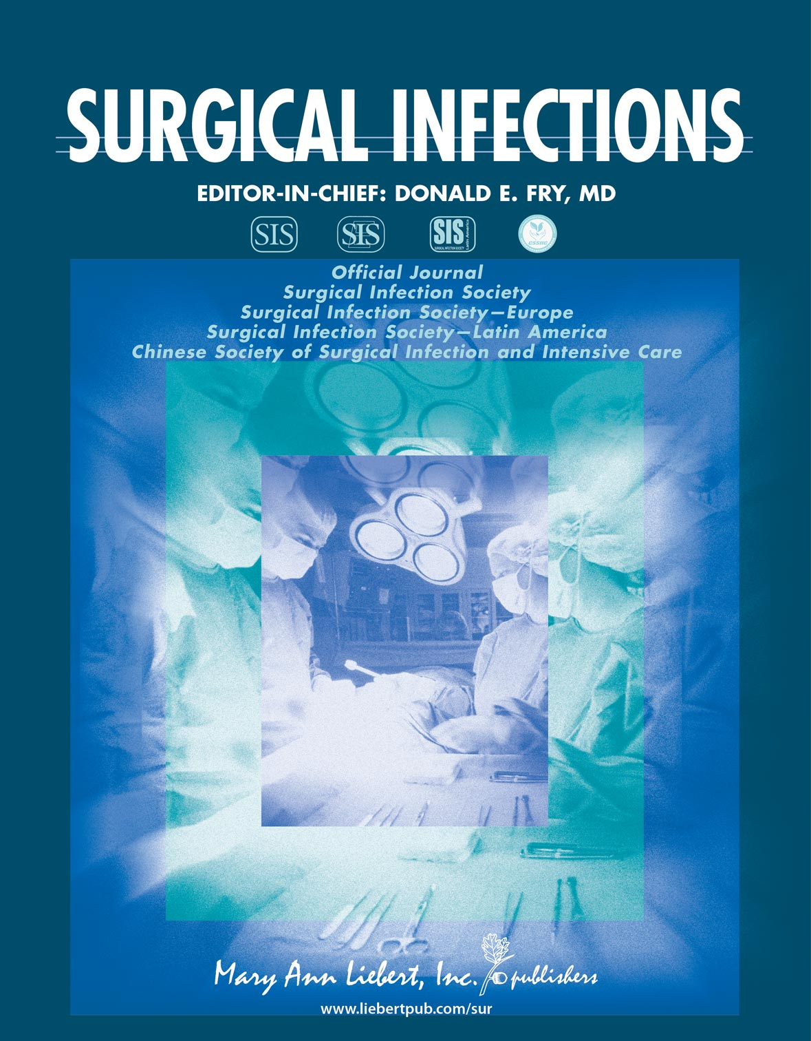 Source Control: A Guide to the Management of Surgical Infections