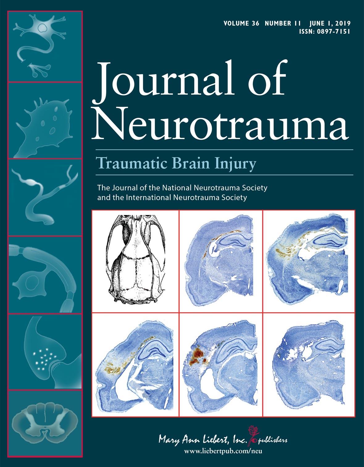 Geriatric Traumatic Brain Injury: Epidemiology, Outcomes