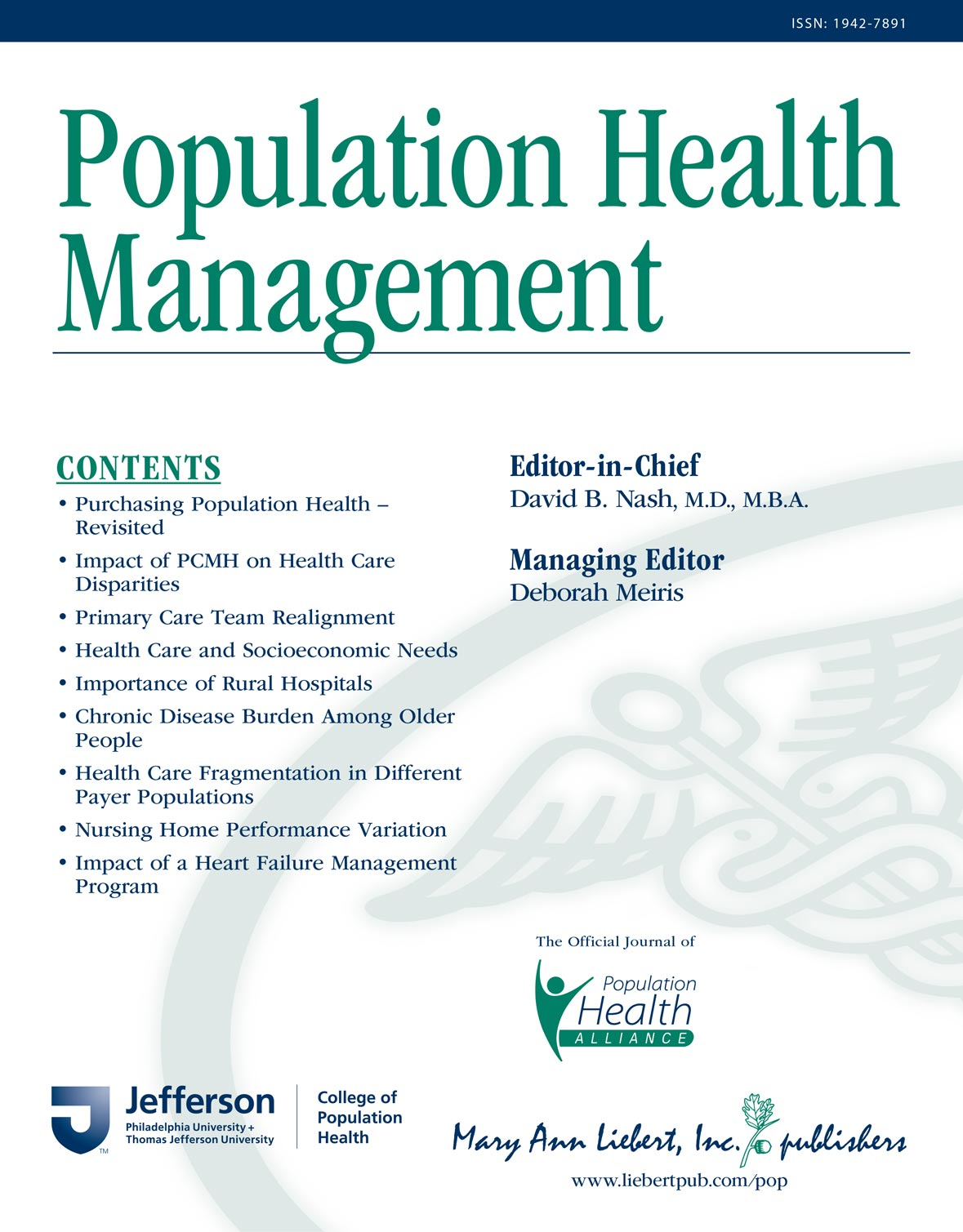 The American Opioid Epidemic: Population Health Implications and
